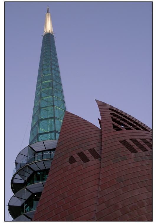 Perth: Bell Tower (green)