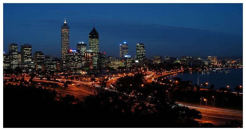 Perth by Night