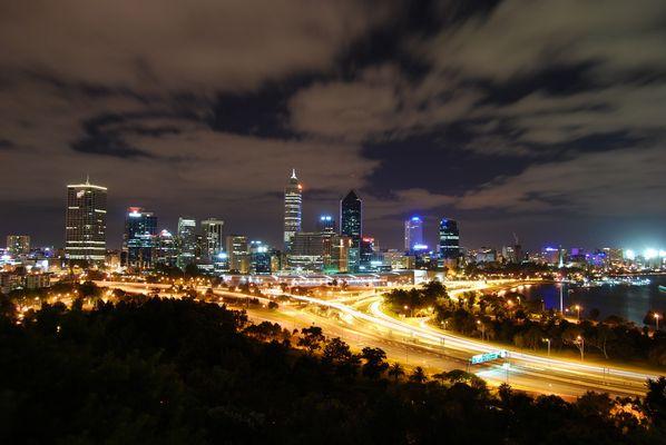 Perth @ Night