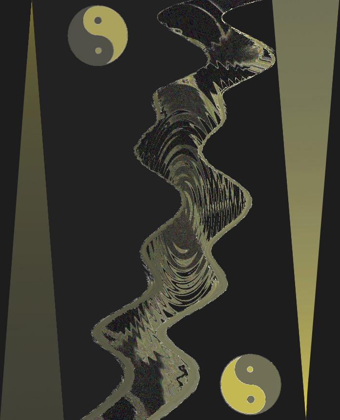 Perturbation dans le repos – lumière dans l'obscurité - '7'