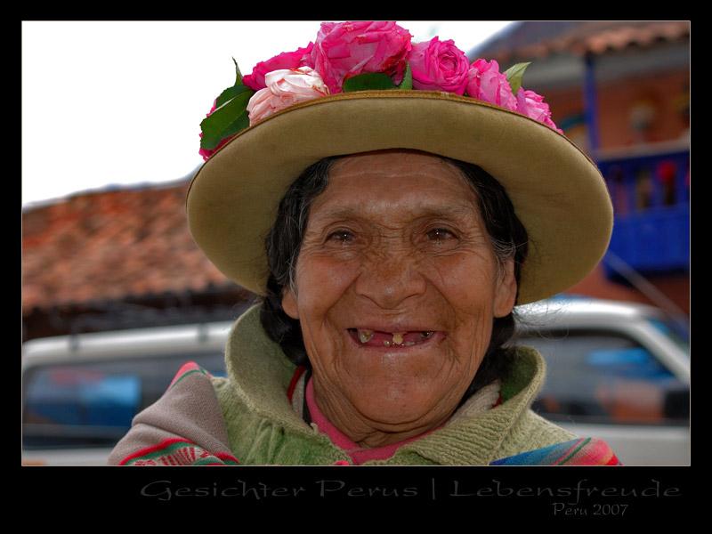 Peru 2007 / Lebensfreude
