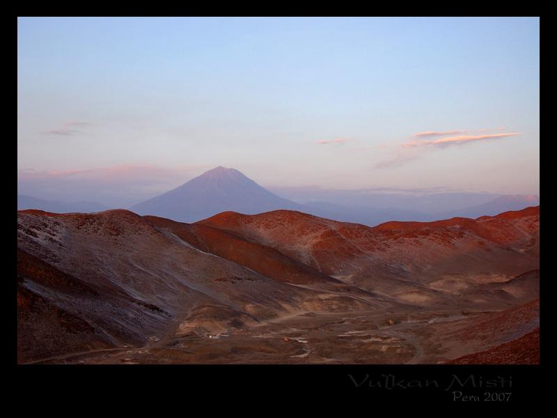 Peru 2007 / Volkan Misti