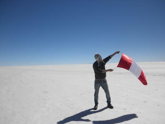 Perú en Uyuni
