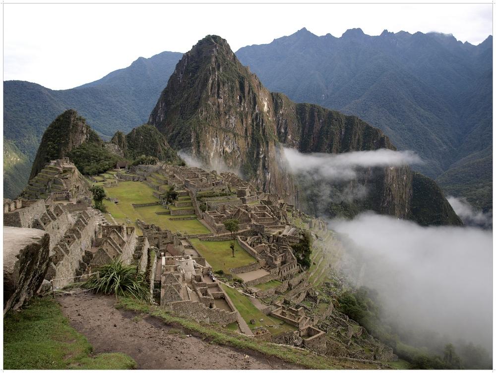 Peru - Machu Picchu 1
