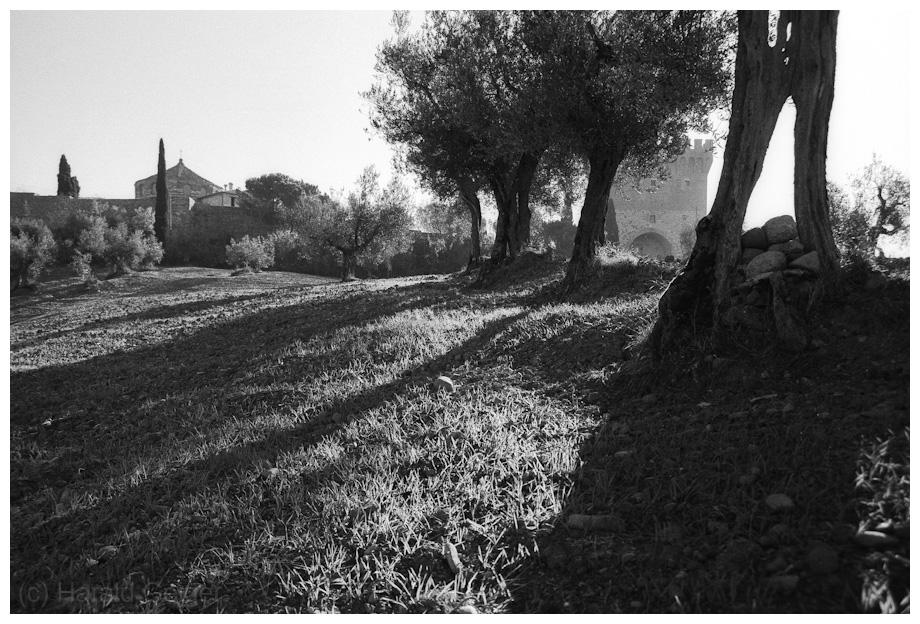 Perugia am Morgen