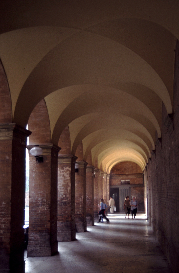 Perugia, Arkaden