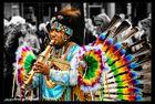 peruian streetmusician