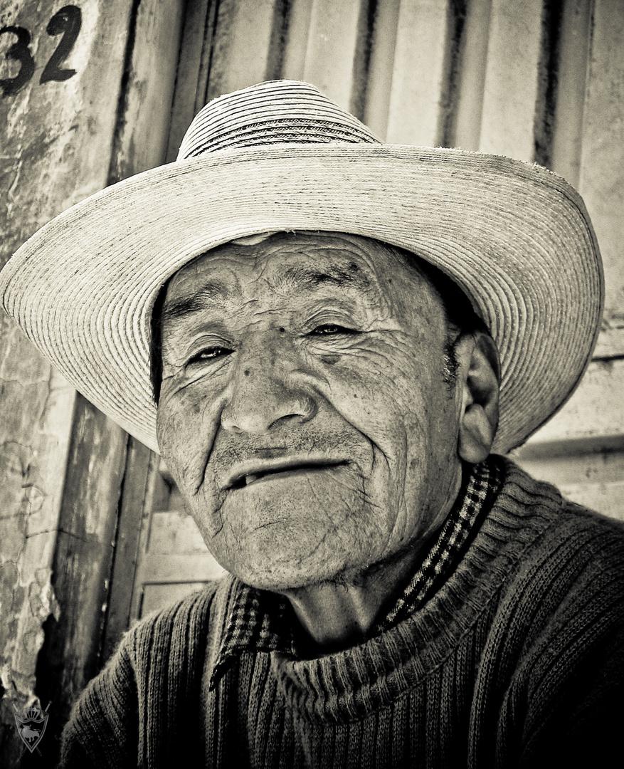 Peruvian Storyteller