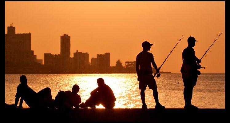 Pescadores, La Habana, Cuba