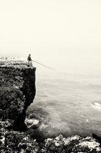 Pescando...