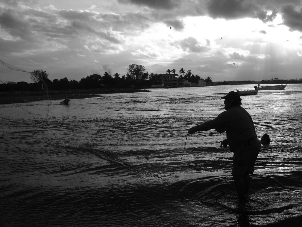 pescando sueños