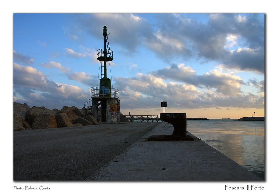 Pescara: Il Porto
