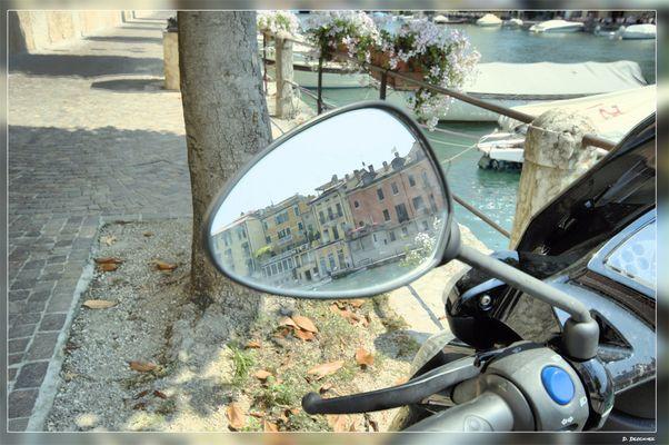 Peschiera am Gardasee - mal ein anderer Blickwinkel