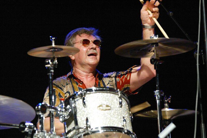 Pete York - legendärer Drummer