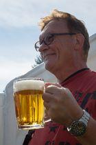 Peter, danke für's Bier