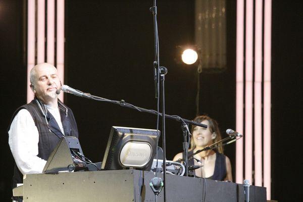 Peter Gabriel - Roma 2007
