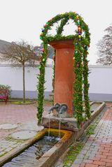 Peter Geibel Brunnen