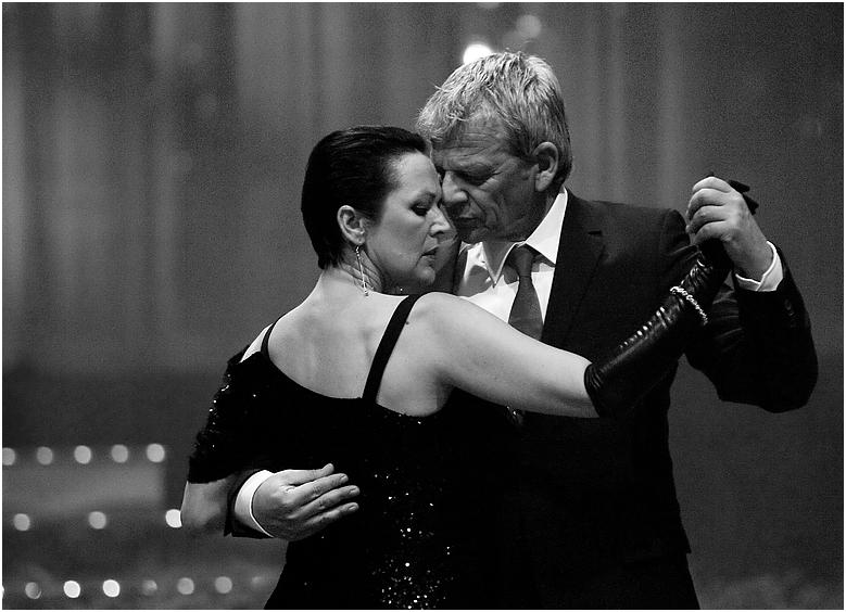 Peter Hölters u. Martina Schürmeyer beim Tango Argentino