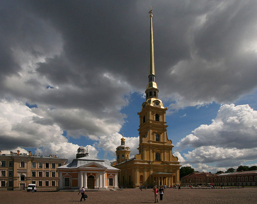 Peter-Paul-Kathedrale