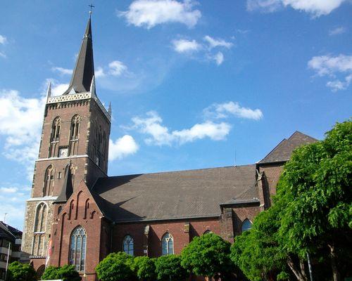 Peter & Paul Kirche in Eschweiler