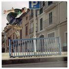 Peter Scheske doing a SWITCH Kickflip over...