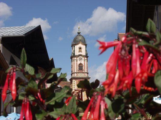 Peter und Paul Kirche in Mittenwald
