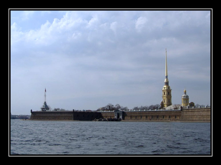 Peter&Paul Fortress