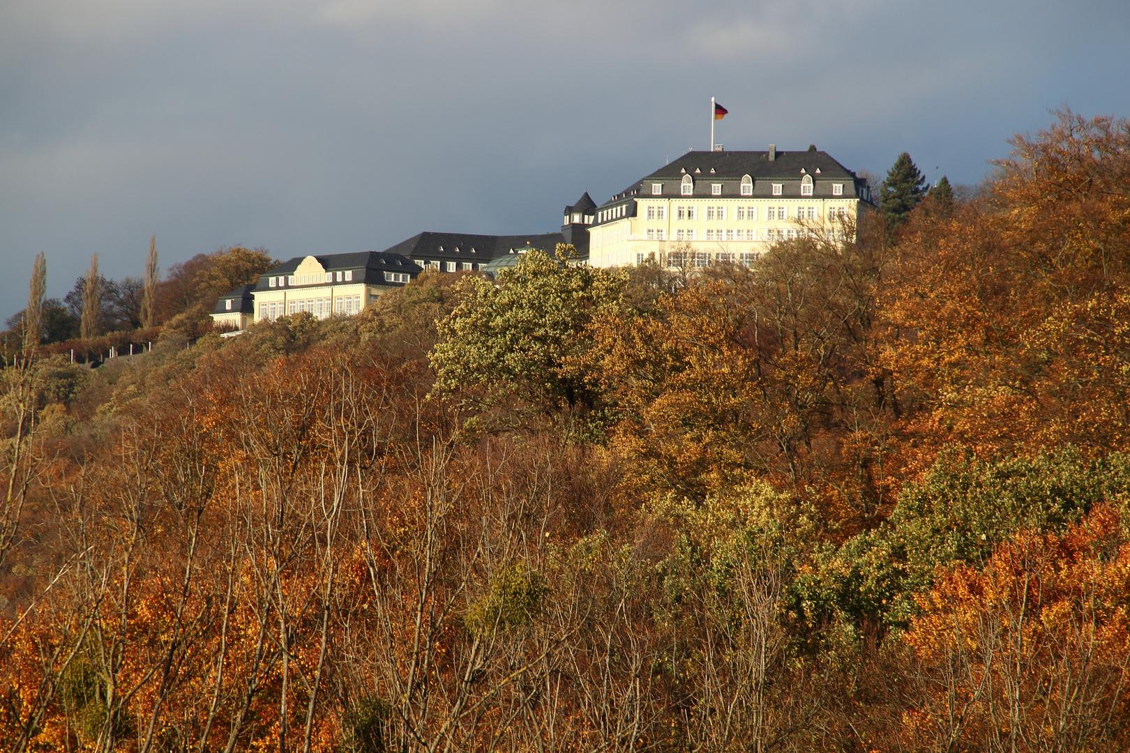 Petersberg im Herbst
