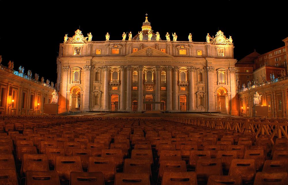 Petersdom @ Rom