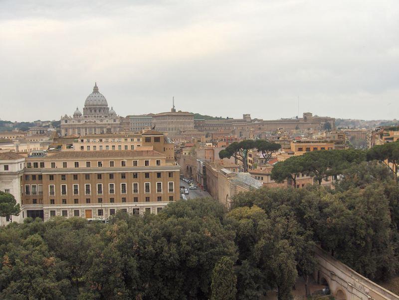 Petersdom von Castel Santangelo