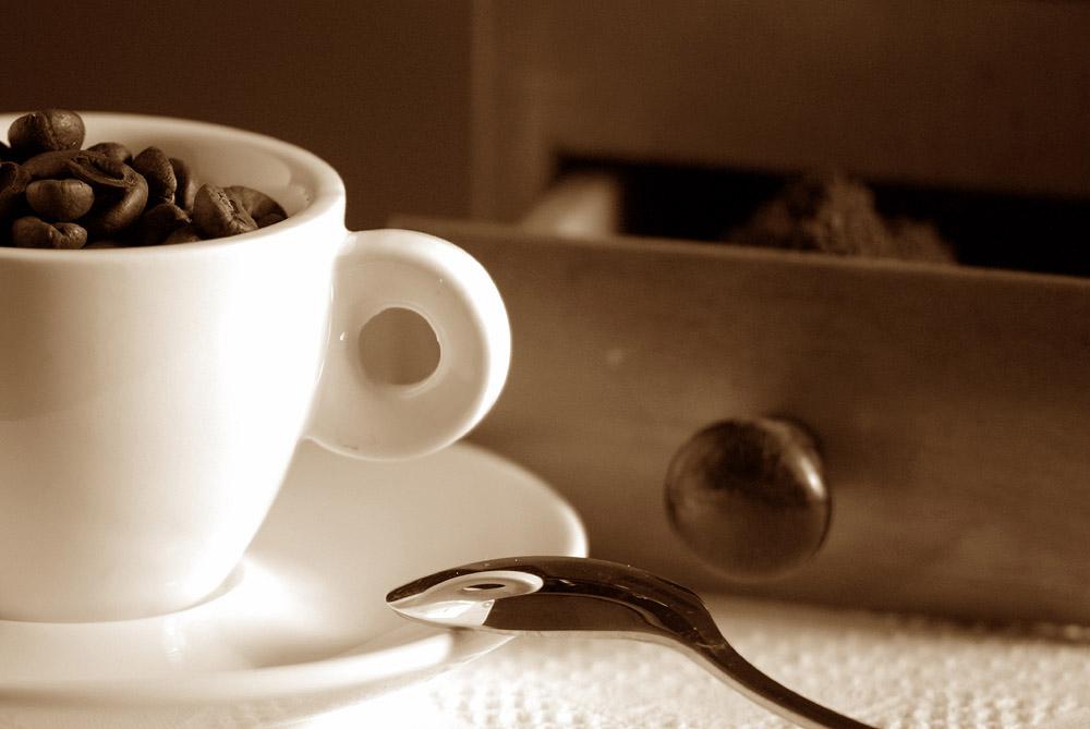 ... petit café ...