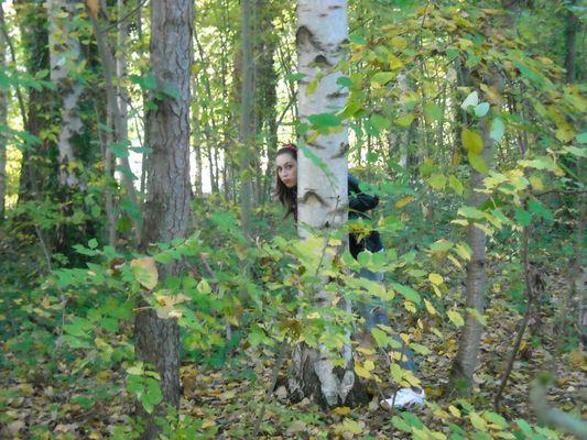 Petit lutin de la forêt