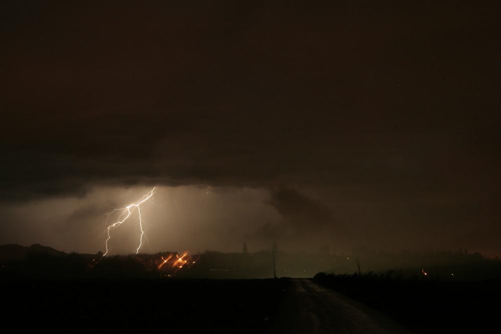 petit orage