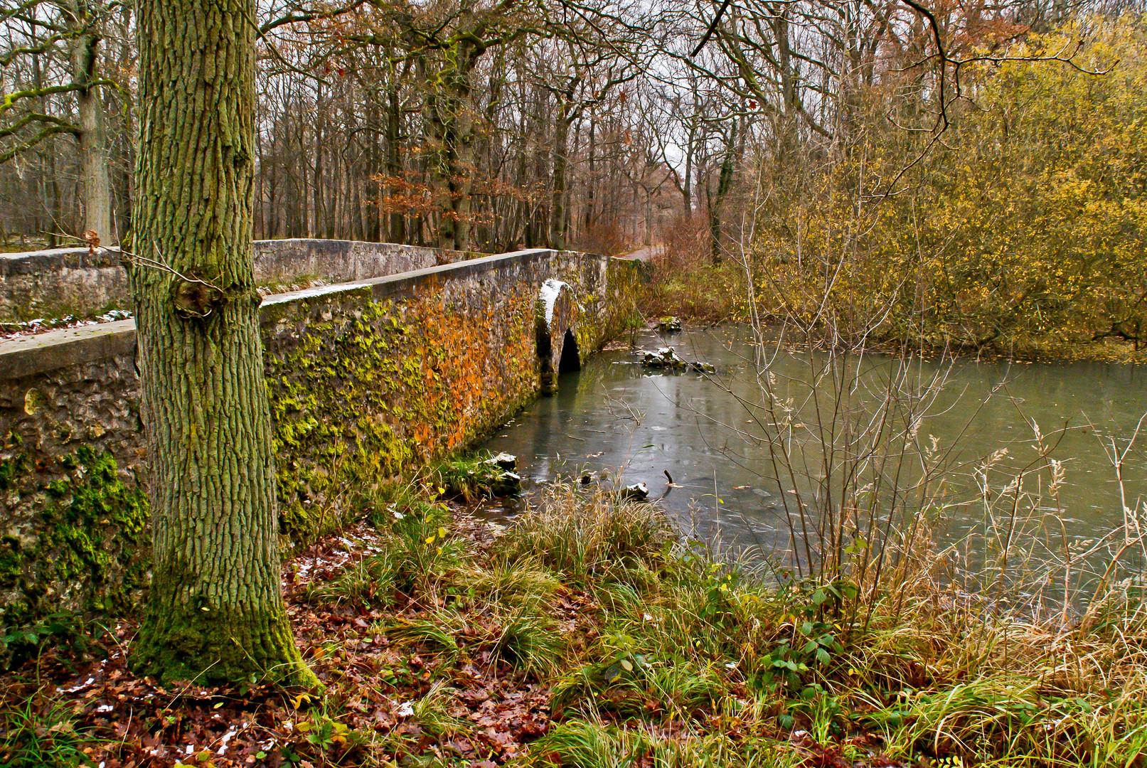petit pont, rambouillet