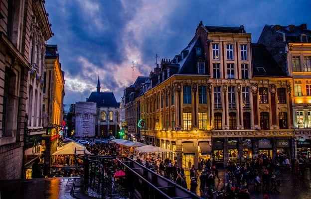 Petit tour à Lille entres amis