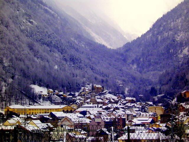 Petit Village de montagne