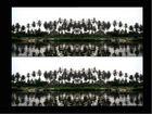 petit village de pêcheurs au bord du lac