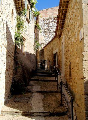 Petit village du Languedoc