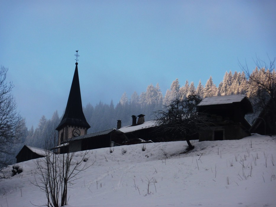 petit village savoyard 2