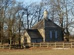Petite chapelle sur le toit de la Belgique !