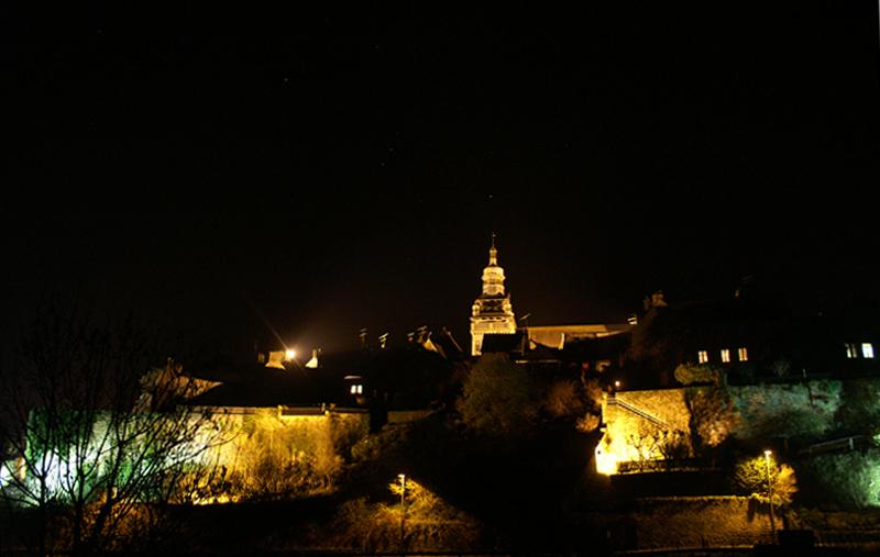 petite cité médiévale