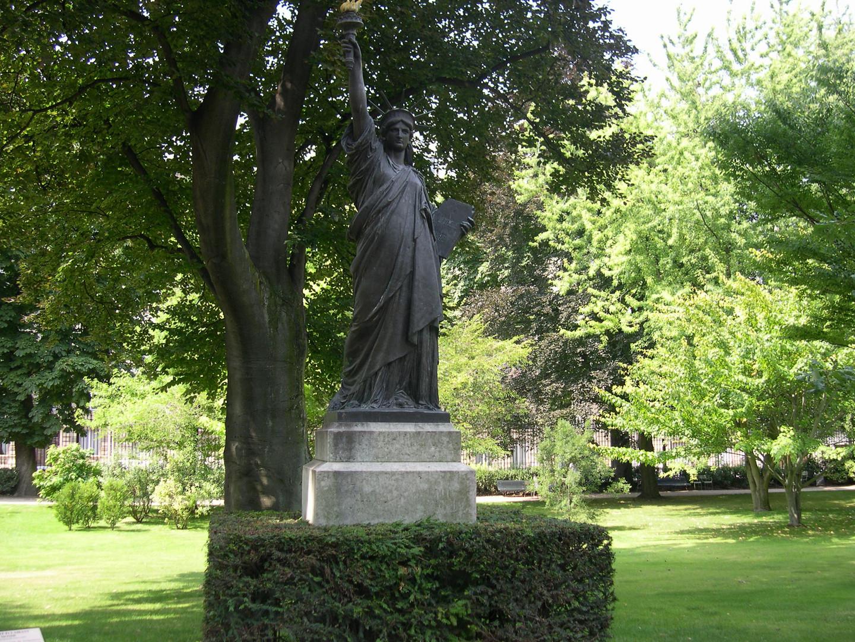 Petite escapade de la statue de la Liberté