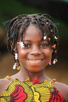 Petite fille à Sasandra