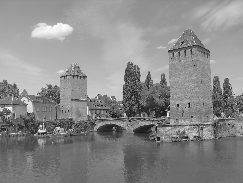 Petite France in Strasburg Anno 2010