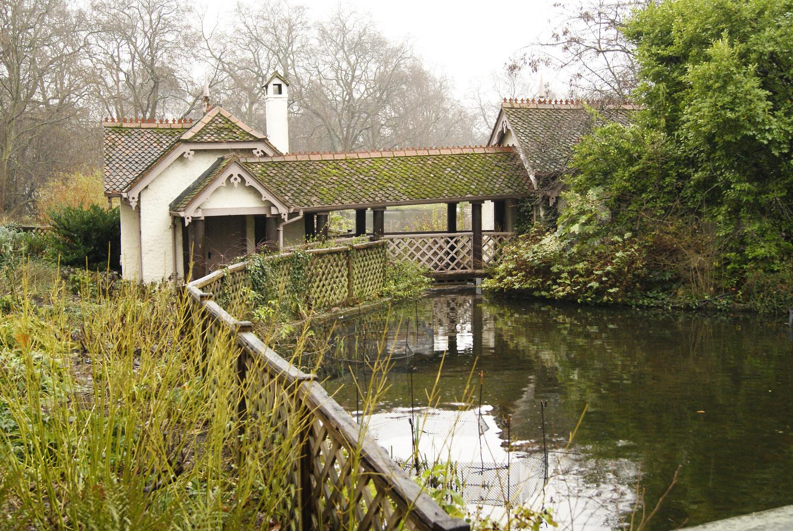 petite maison à Saint James Park, Londres