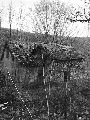 Petite maison abandonnée