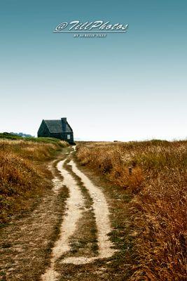 Petite maison au bord de mer