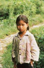 Petite paysanne chinoise - Chine