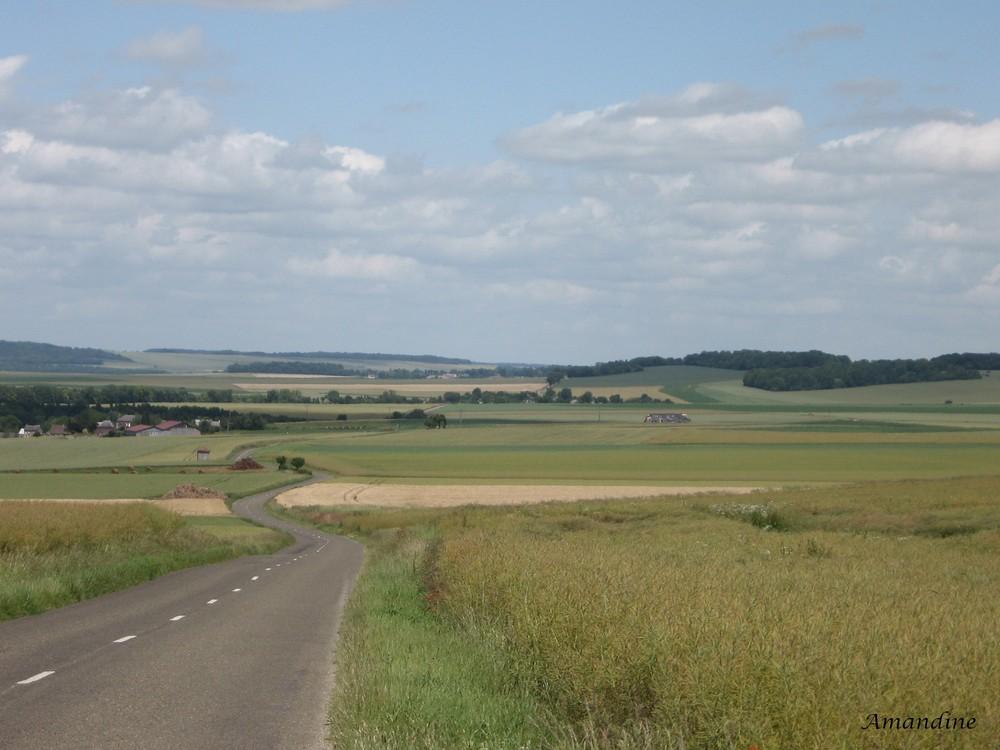 Petite route de campagne