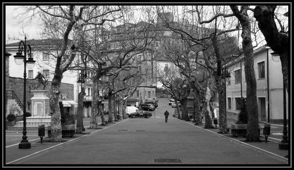 Petite ville - Dimanche 15 heures
